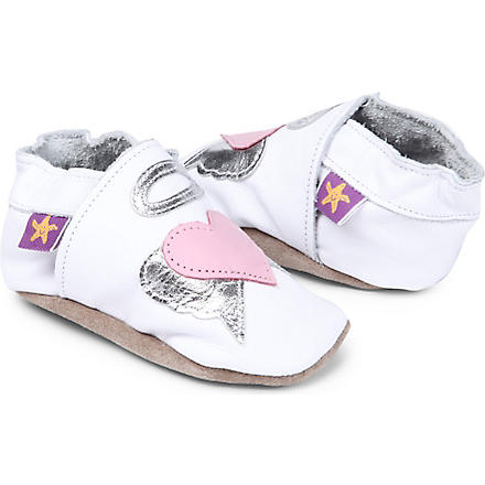 STARCHILD Angel shoes 6 months (White