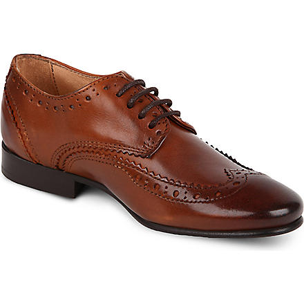 STEP2WO Sonny classic brogues 6-12 years (Tan