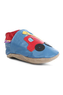 STARCHILD Fire engine pram shoes 6 months-1 year
