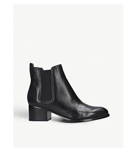 RAG AND BONE Walker leather Chelsea boots (Black