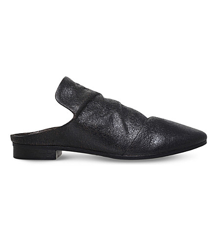 MARSELL Colteldino leather loafers