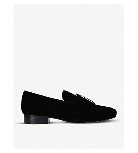 DORATEYMUR Harput suede loafers (Black