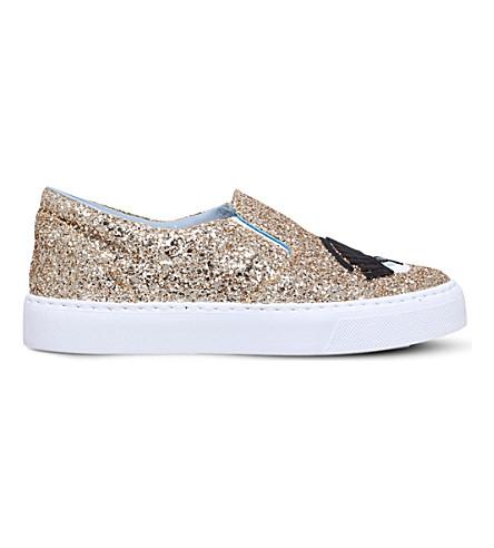 CHIARA FERRAGNI Flirting skate shoes