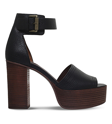 SEE BY CHLOE Tara leather sandals