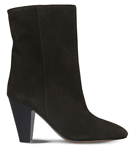 ISABEL MARANT Darilay suede boots (Brown