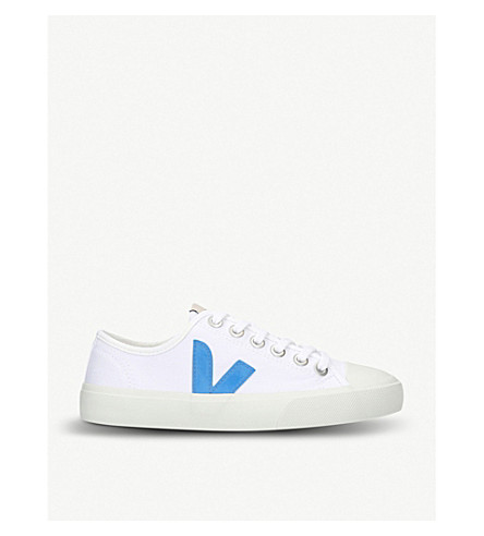 VEJA Wata canvas trainers (White/oth