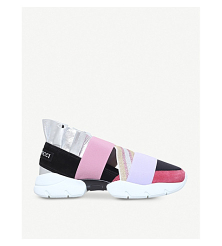 PUCCI City Up trainers (Pale+pink