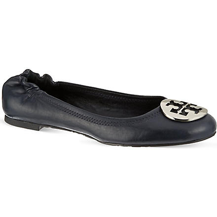 TORY BURCH Reva pumps (Blue+other