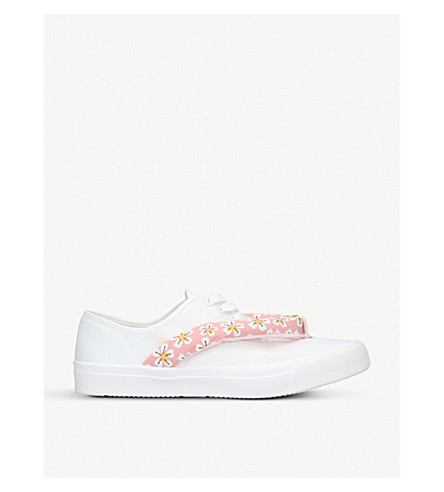 NEW NEU Hanoa canvas trainers (Other