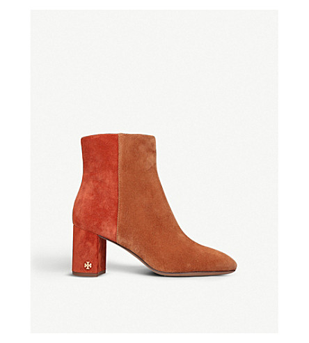 TORY BURCH Brooke suede boot (Other