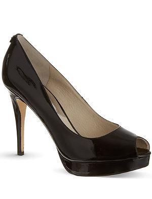MICHAEL MICHAEL KORS York platform court shoes