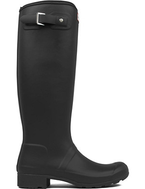 HUNTER Original Tour foldable wellies
