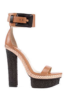 BRIAN ATWOOD Braganca leather platform sandals