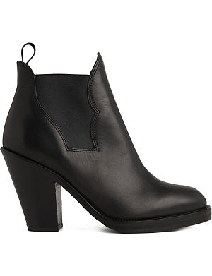 ACNE STUDIOS Star leather Chelsea boots
