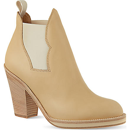 ACNE Star Chelsea boots (Camel
