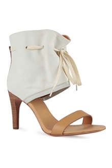 SEE BY CHLOE Effie leather ankle sandals
