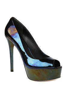 BRIAN ATWOOD Bambola patent leather courts