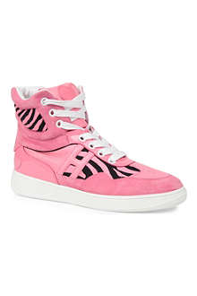HOGAN KATIE GRAND COLLECTION Pop high-top trainers