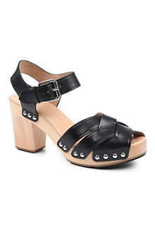 MARC BY MARC JACOBS Rosa leather sandals