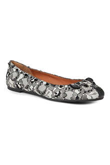 MARC BY MARC JACOBS Mouse lace pumps