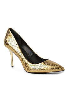 B BY BRIAN ATWOOD Malika leather courts