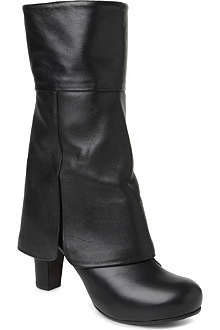 SEE BY CHLOE Susan leather calf boots