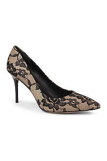 B BY BRIAN ATWOOD Malika lace court shoe