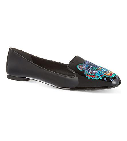 KENZO Brenda slippers (Black