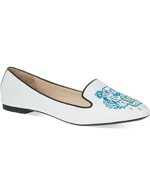 KENZO Brenda tiger slippers