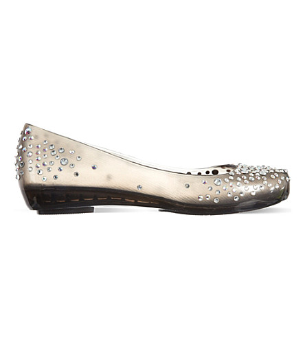 MELISSA Ultragirl Night Sky pumps (Grey