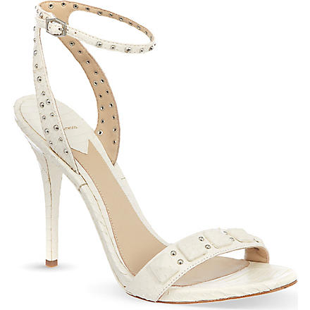 B BY BRIAN ATWOOD Catena sandals (White