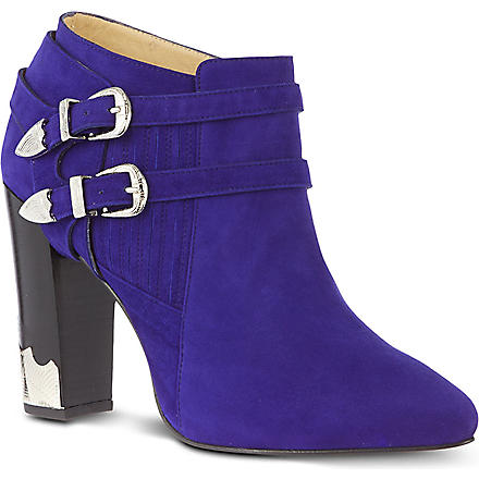 TOGA Olga ankle boots (Blue