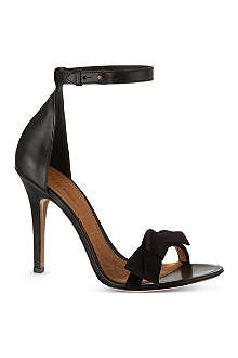 ISABEL MARANT Play leather sandals