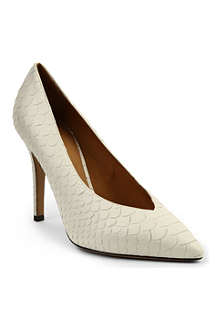 ISABEL MARANT Prissy leather courts