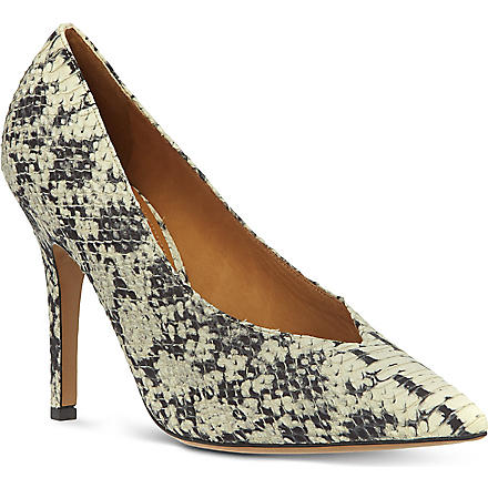ISABEL MARANT Prissy courts (Beige