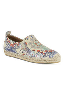 MARC BY MARC JACOBS Printed floral espadrilles
