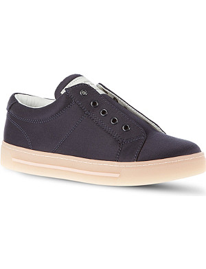 MARC BY MARC JACOBS Satin trainers