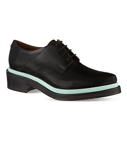 ACNE STUDIOS Lark Oxford shoes (Blk/other