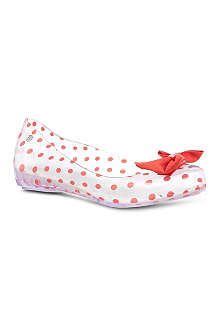 MELISSA Minnie Mouse ultra-girl bow pumps