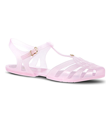 CARVELA Aranha rubber sandals (Pink