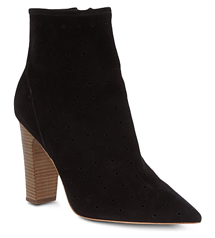 SEE BY CHLOE Thunder ankle boots (Black