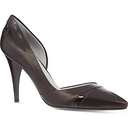 MCQ ALEXANDER MCQUEEN Lex high heeled pump (Black