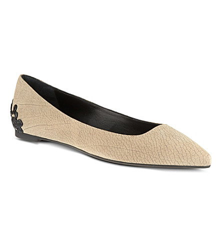 DASCO Ada suede pumps (Grey