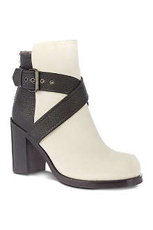 MCQ ALEXANDER MCQUEEN Nazrul leather ankle boots