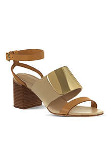 SEE BY CHLOE Canterbury leather sandals