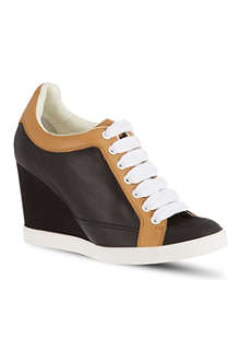 SEE BY CHLOE Chichester wedge trainers