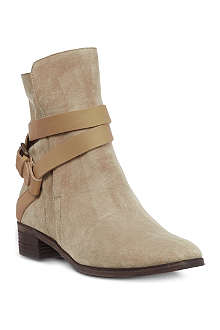 SEE BY CHLOE Coventry suede ankle boots