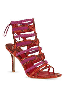 B BY BRIAN ATWOOD Elisa heeled sandals