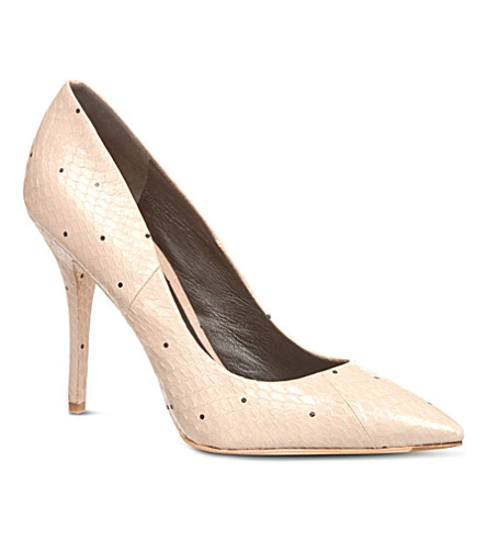 B BY BRIAN ATWOOD Joelle court shoes (Nude