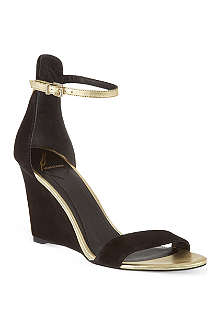 B BY BRIAN ATWOOD Roberta wedge sandals